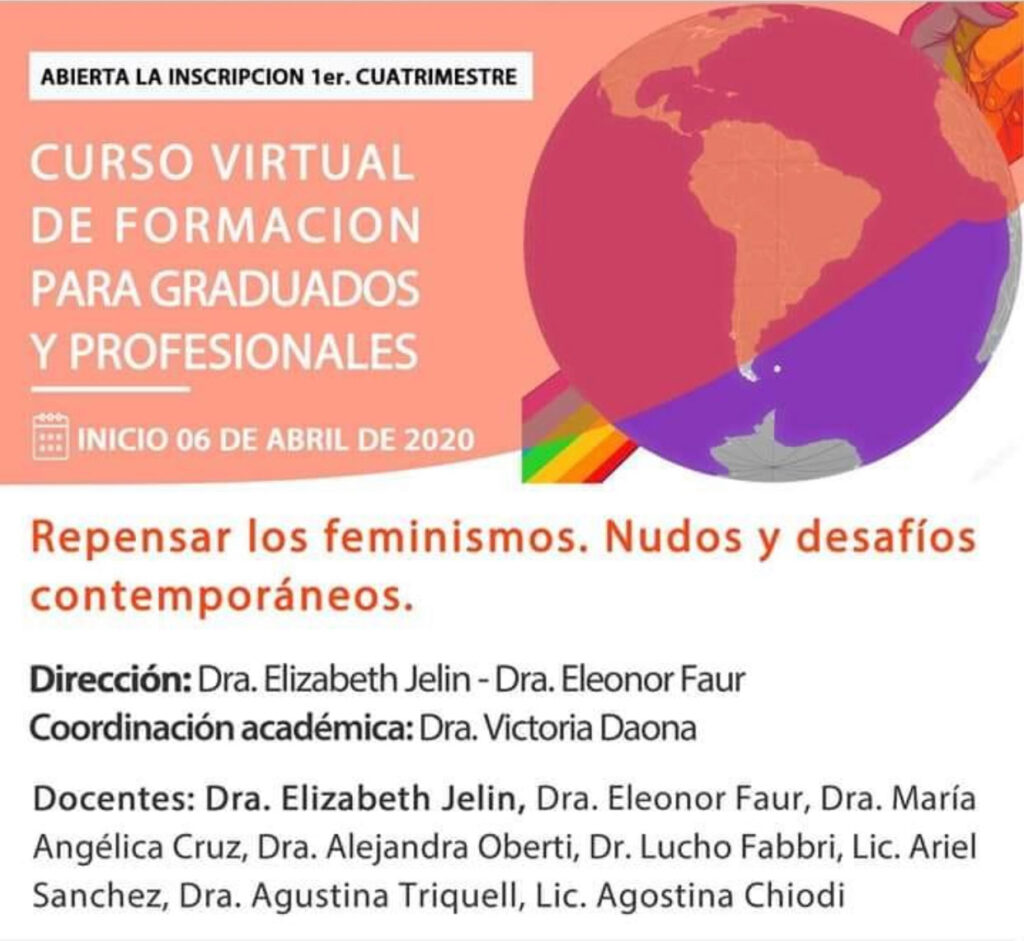 Curso virtual de formacion para graduados y profesionales